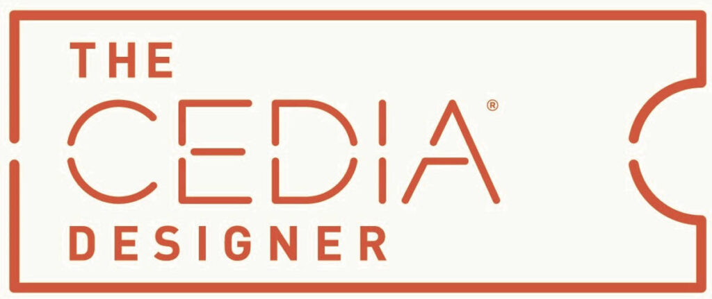 the cedia designer logo