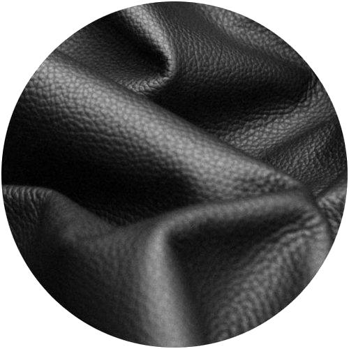 עור בצבע שחור MOOVIA