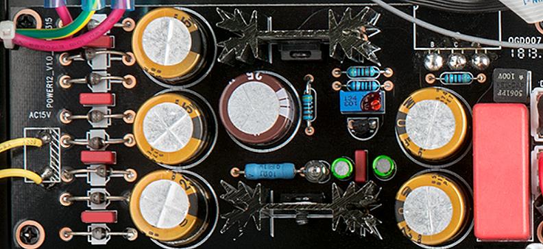 לוח קבלים אלקטרוני Zappiti