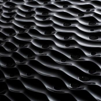 דפיוזר אקוסטי בצבע שחור חברת ARTNOVION