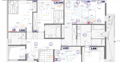 תכנית אודיו וידאו אדריכלית